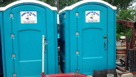 Our Porta Potties for Rent